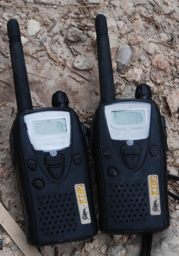 מיוחדים ג'יפולוג 4X4 - מבחן מכשירי קשר CI-12