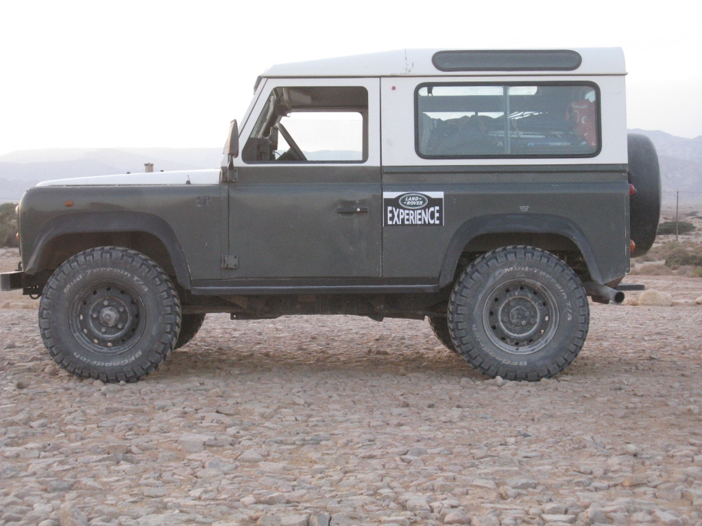 מסודר למכירה לנדרובר דיפנדר 90 KL-32
