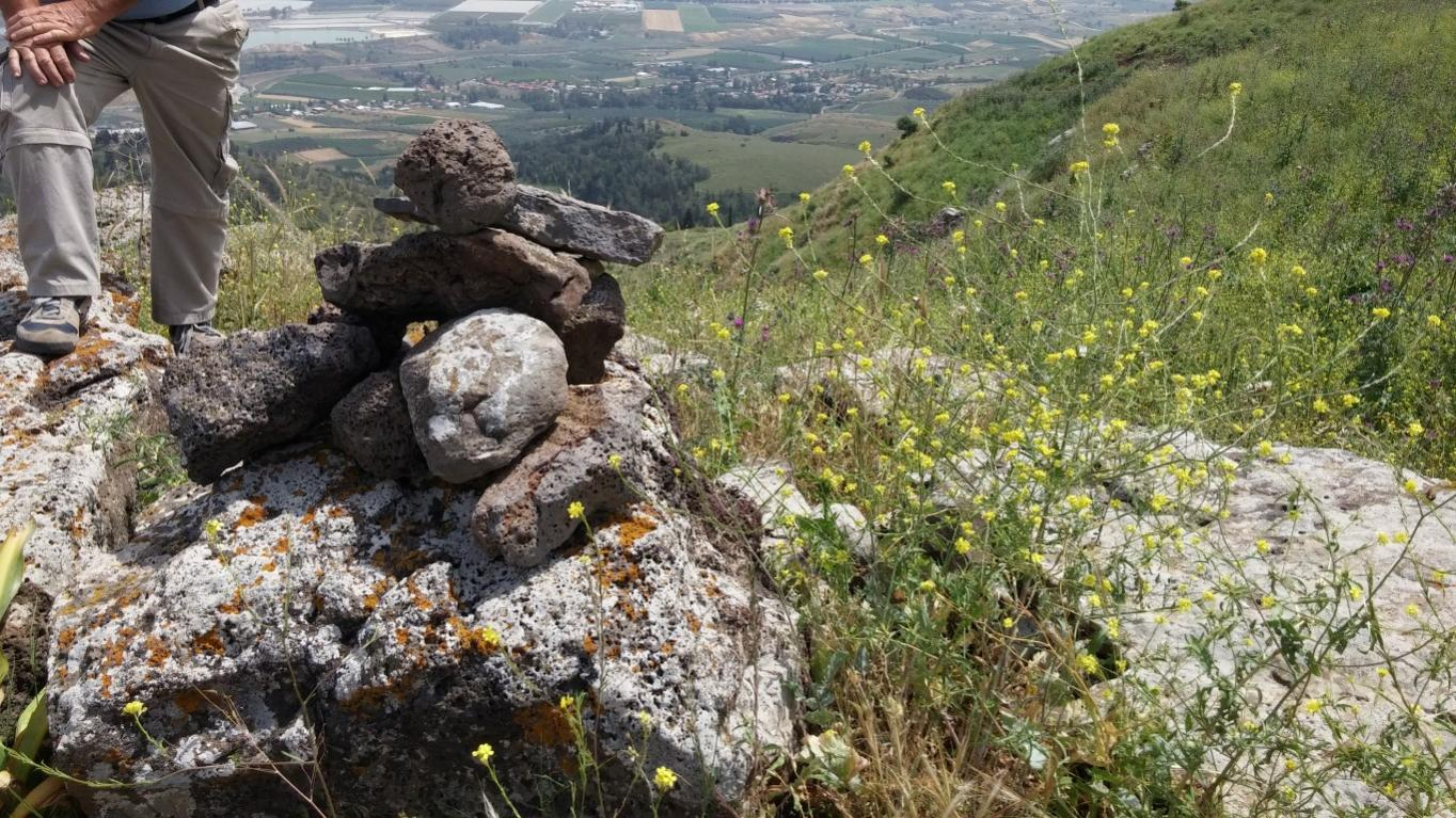 רוג'ום- גל אבנים מסודרים המסמנים דבר מה