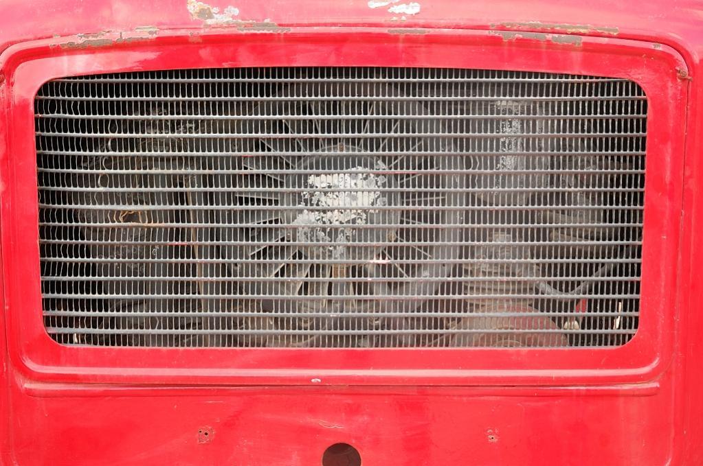משאית עם קירור אויר