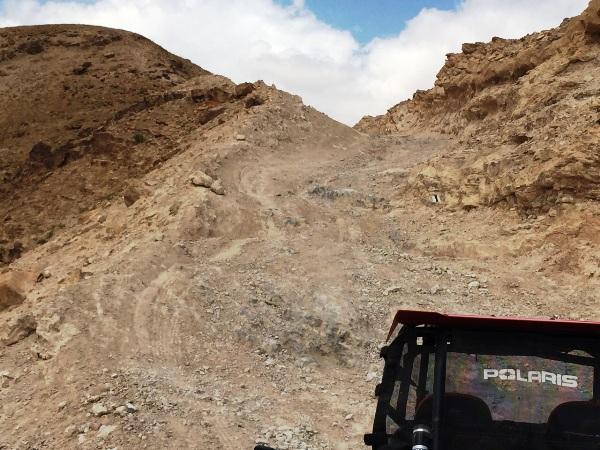 מעלה סיבוב המוות מדבר יהודה ים המלח